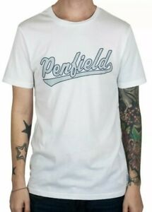 Penfield Mendon T Shirt In White