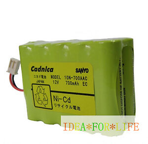 Details about 10N-700AAC TOP infusion pump battery TOP-2200 TOP-3300  TOP-5300 BP53 #T3961 YS