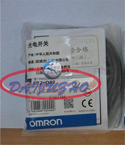1PCS OMRON E3Z-D62 12-24VDC photoélectrique Commutateur nouveau