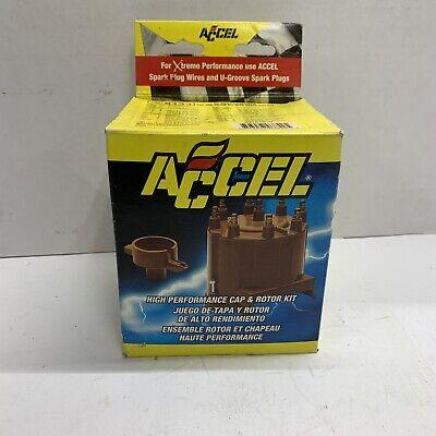 ACCEL 8133 Distributor Cap and Rotor Kit Tan 8133ACC