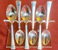 1 Premium 6 Spoon Display Holder Easel Stand For Spoons