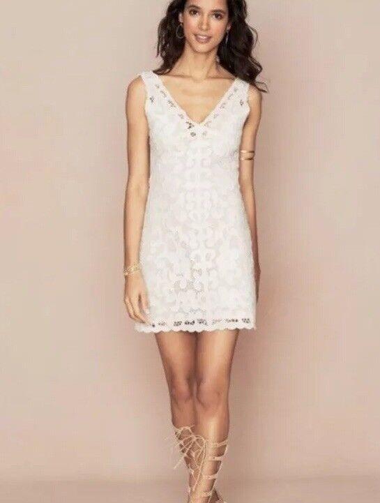 Calypso St Barth White Dress. Size XS. Lightly Used. Retail- 550