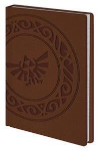 The-Legend-of-Zelda-Notizbuch-Triforce-Premium-Notizheft-Schulheft-Din-A6-OVP