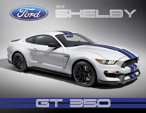 Image Is Loading Rare Amp New 2016 Ford Shelby Mustang Gt