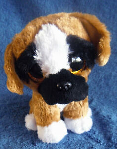 Ty Beanie Boos Brutus The Boxer Puppy