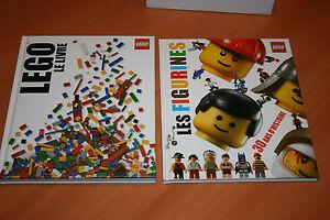 LEGO Livre le coffret COLLECTOR inclut  LES FIGURINES 30 ans dhistoire NEUF