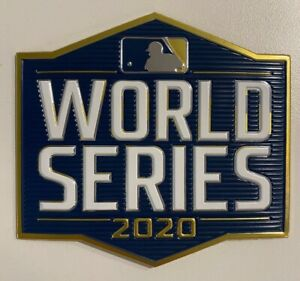 Official-2020-World-Series-Patch-MLB-Baseball-Jersey-Patch-LA-Dodgers