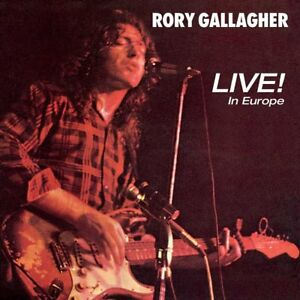 RORY-GALLAGHER-LIVE-IN-EUROPE-2-Extra-Tracks-REMASTERED-CD-NEW