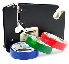 Plastic Bag Neck Sealer Machine Food Cellotape Sellotape Dispenser 8 Tape Rolls