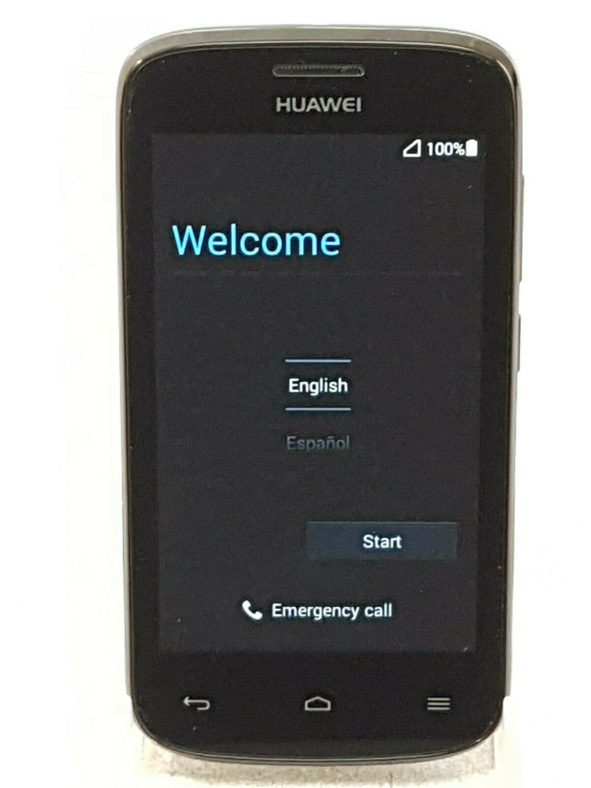 Huawei Vision 2 Y336-a1 Consumer Cellular Black Prepaid Clean ESN for sale  online   eBay