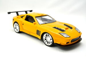 Champion RC Design Auto Extreme - 1:16 -lts-gelb
