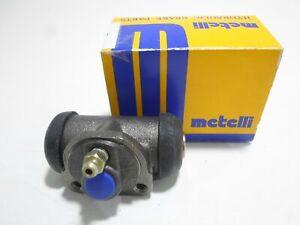 Cylinder Rear Brake Wheel Brake Metelli RENAULT 4 5RODEO