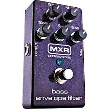MXR M82 Bass Envelope Filter Effekt Pedal - Brandneu