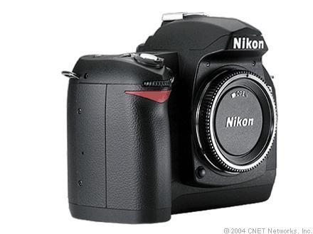 Image Nikon D70 6.1 MP Digital SLR Camera (Body only) Low Shutter Count