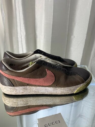 7 Nike Craie Blazer 261 Low 317552 Taille Brown Lime 48qn4WrB