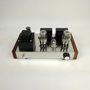 Class-A-Single-Ended-6N1-6P3P-finished-Tube-Amplifier-HIFI-Valve-Amp-DIY-Kit