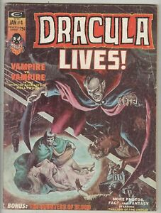 Dracula-Lives-4-January-1974-G-VG