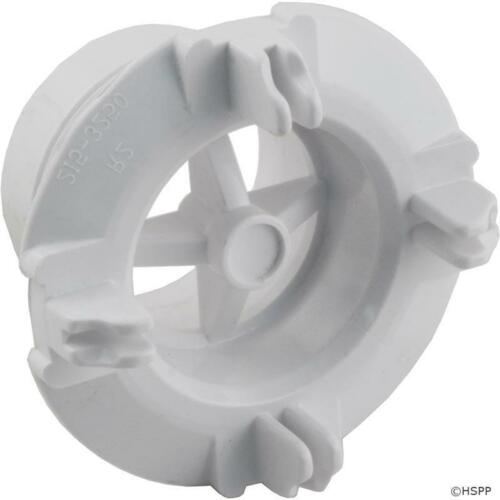 """Spa Hot Tub Suction Port Cover Wall Fitting Bulk Head Waterway 1-1//2/"""" 215-3250"""