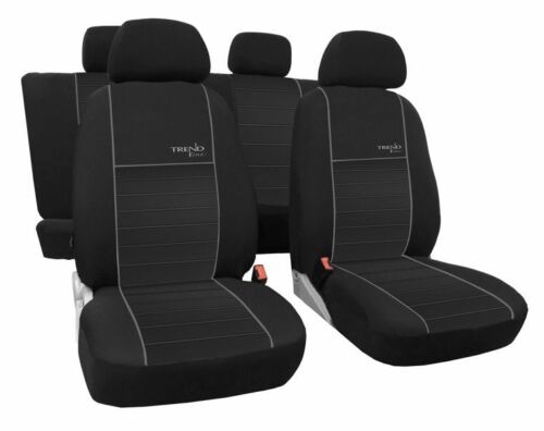 UNIVERSAL SEAT COVERS SET for PEUGEOT 206 108 208 308 PARTNER
