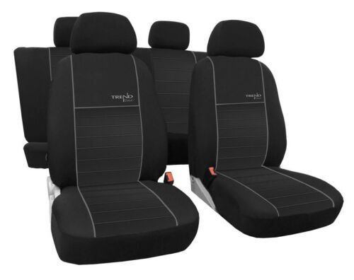 UNIVERSAL SEAT COVERS SET forPEUGEOT 206 108 208 308 PARTNER