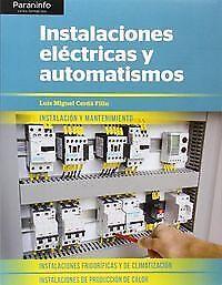 (14).(g.m).instalaciones Electricas Y Automatismos. EnvÍo Urgente (espaÑa)