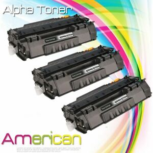 3pk-Q5949A-Laser-Ink-Toner-Cartridges-for-HP-49A-LaserJet-1160Le-1320n-3390-3392