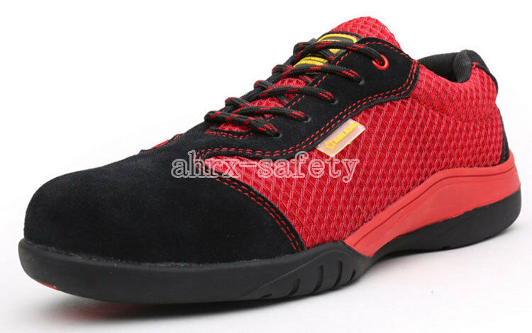 Fashionable Safety shoes Cool Steel Toe Breathable Work Boots