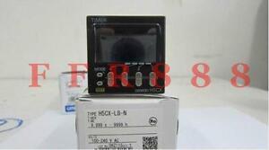 NEW Omron H5CX-L8-N Digital Timer 100-240VAC