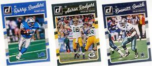 2016 Donruss Base Set Singles NFL Football Trading Sports Cards Panini #201-400 Verzamelkaarten, ruilkaarten Amerikaans voetbal