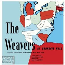 The Weavers - Weavers at Carnegie Hall [New CD]