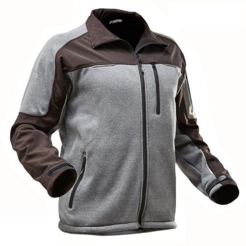 PFANNER Jobby Colour Softshell Jacke grau Oberteil Softshelljacke Outdoor Jagd
