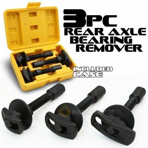Rear Axle Bearing Puller Puller Slide Hammer Set Extract Repair Installer w//case
