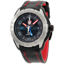 Luminox SXC Black Dial Black Leather Strap Men's Watch 5127