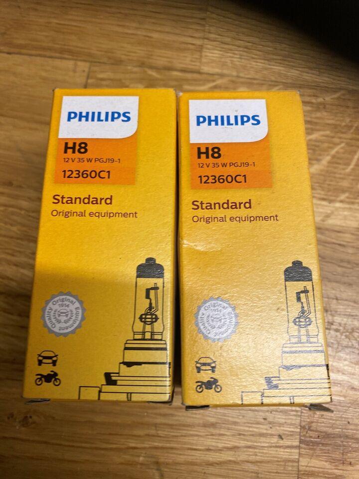 Phillips h8 pære