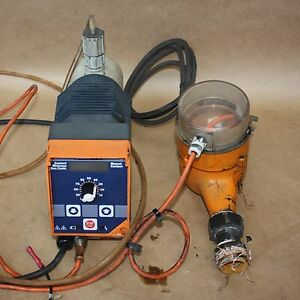 Details about ProMinent GAMMA/4-W 1201 PP Chemical Metering Dosing Pump  240V 1 6L/h 12BAR
