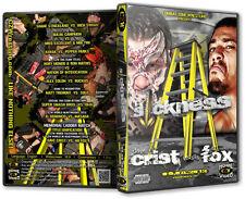 CZW Wrestling: Down With The Sickness 2012 DVD, MASADA AR Fox Rich Swann
