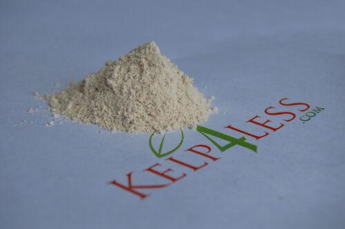 Pure 2 lbs Clean Calcium Carbonate Limestone Powder CaCO3 Lime Fast USA Ship