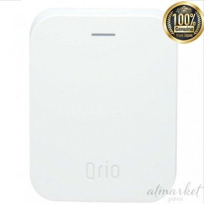 NEW Qrio Hub Remote operation key of home Removable smartphone Q-H1 From JAPAN