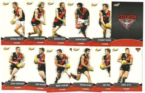 1993-2018 Select Australia ESSENDON Team Sets You Select