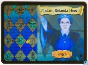 HARRY POTTER TCG QUIDDITCH CUP MADAM ROLANDA HOOCH 13//80 RARE ENGLISH MINT