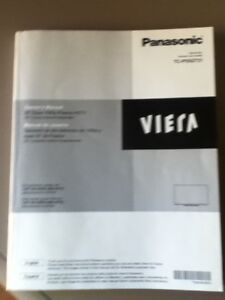 Operating-Instructions-User-Manual-for-panasonic-tv-viera-manual-tc-p55gt331