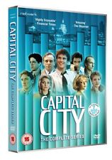 Capital City: The Complete Series Collection - DVD NEW & SEALED (7 Discs)