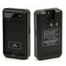 Battery Dock Wall Charger for LG Optimus G3 VS985 F400 D850 D855 w/ USB Port