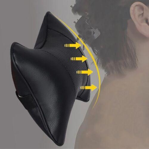 Nackenstützkissen KFZ Reisekissen Kopfstütze Kopfkissen 2x Auto Nackenkissen Gr