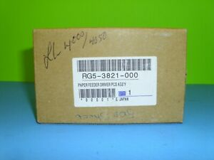 NEW-HP-RG5-3821-000-Paper-Feeder-driver-PCB-assembly-For-LJ4000-4050-Open-Box