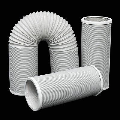 3M Abluftschlauch Ø 150mm PP Stahl Flexibel für Klimaanlagen Mobile Klimageräte
