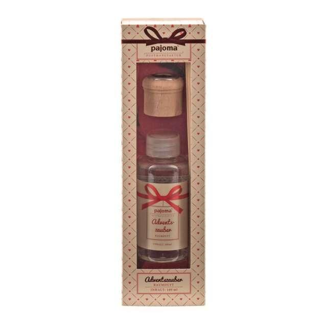 pajoma Raumduft Adventszauber, 1er Pack (1 x 100 ml), Winter Selektion