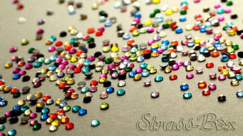 500    Hotfix DMC Strasssteine  SS10  Farbe wählbar  Top AAA Qualität Strass