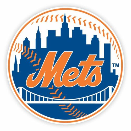 New York Mets Logo Vinyl Sticker Decal *SIZES* Cornhole Truck Wall Car SUV