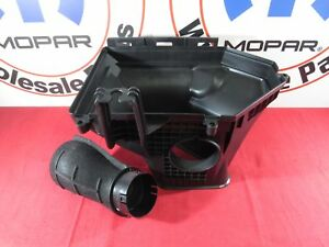 DODGE-CHALLENGER-HELLCAT-Replacement-Conversion-Intake-Tube-amp-AirBox-NEW-OEM-MOPAR